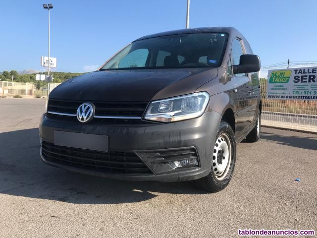Volkswagen caddy 2.0 tdi 102cv trendline