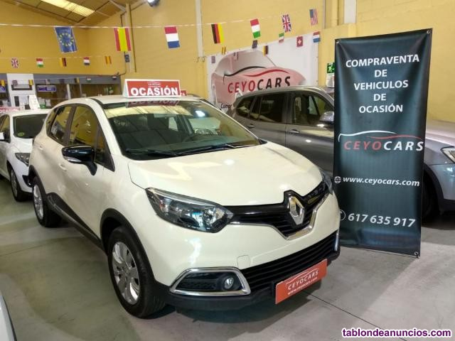 Renault Captur Life Energy DCI 90 Eco2