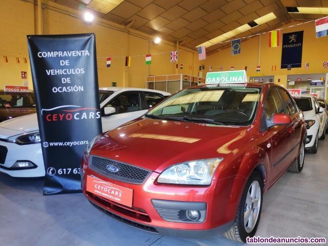Ford Focus Sedan Titanium 2.0 145cv