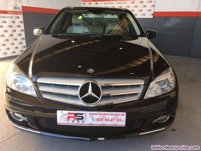 Mercedes clase c 220 cdi blueefficiency avantgarde