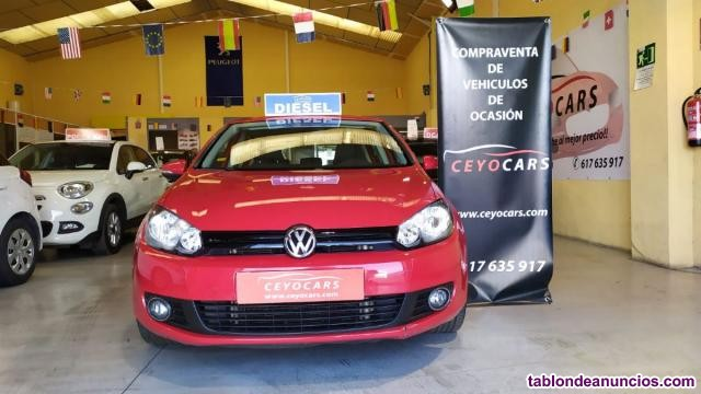 Volkswagen Golf 5P Bluemotion 1.6 TDI 105 CV