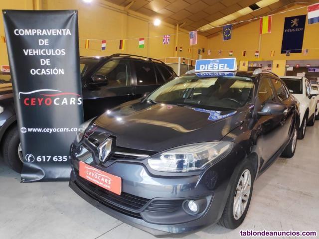 Renault Mégane Sportour 1.5 DCI 110 CV S&S Sportour Wave