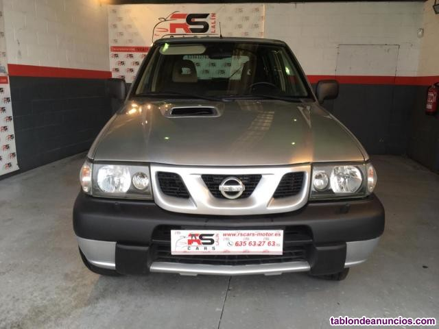 Nissan terrano ii 3.0 154 cv diesel