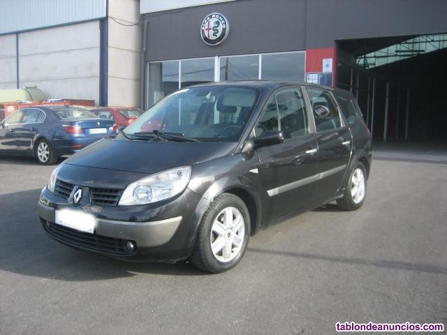 Renault grand scénic 1.9 dci 120cv confort expression