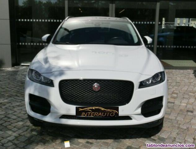 Jaguar f-pace 20d 4awd prestige piel techo panoramico