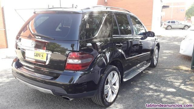 Mercedes-benz ml420 sport