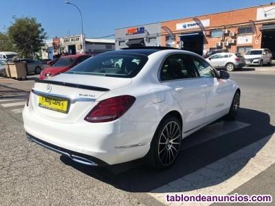Mercedes-benz - c220 amg bluetec