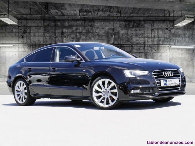 Audi - a5 sportback s-line 2. 0tdi 150