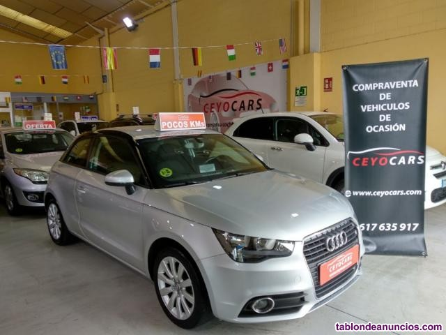 Audi A1 1.6 TDI 90 CV Attraction