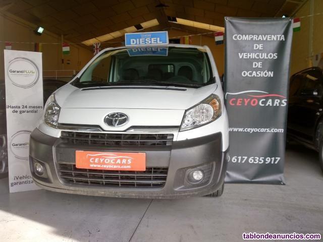 TOYOTA Proace 90D Comfort L1H1 2PT / Diesel / 90 CV / 216.349 km