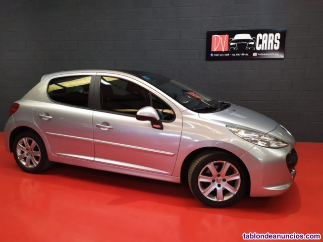 Peugeot 207 1.6 hdi fap xs 110