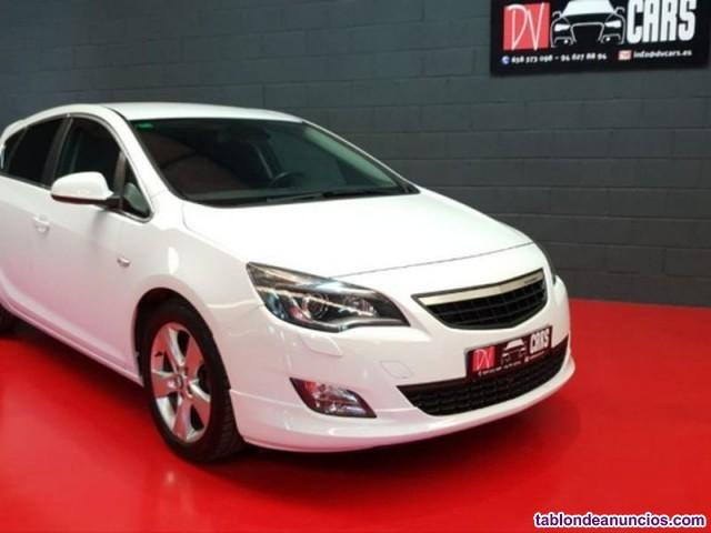 Opel astra 1.7cdti sport 125