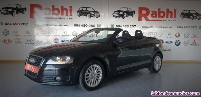 Audi a3 cabrio 1.9 tdi f.ap. Ambition