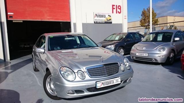 Mercedes Clase E 270 CDI Classic