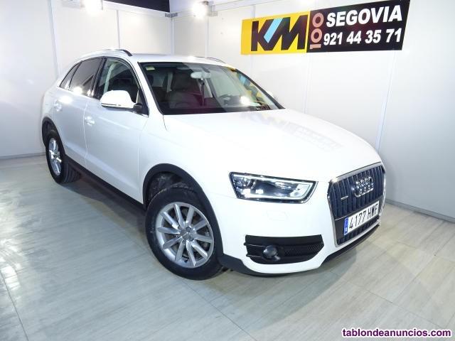 Audi q3 2.0tdi advanced  quattro s-tronic