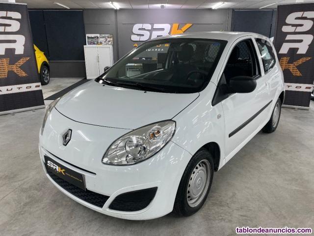 Renault twingo 1.5 dci van 65 cv. Eco2 - comercial 2 plazas -