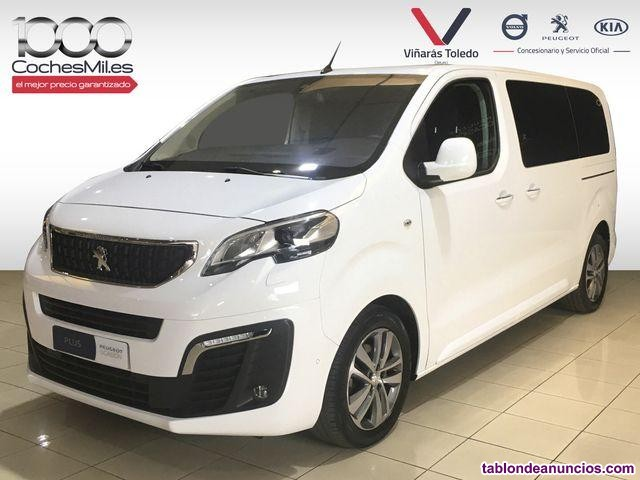 Peugeot traveller 2.0bluehdi allure standard eat6 180