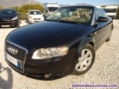 Audi a4 cabrio cabriolet 1.8 t 20v
