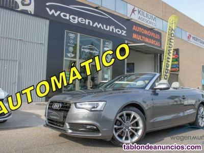 Audi a5 cabrio 3.0tdi advanced edition mult.