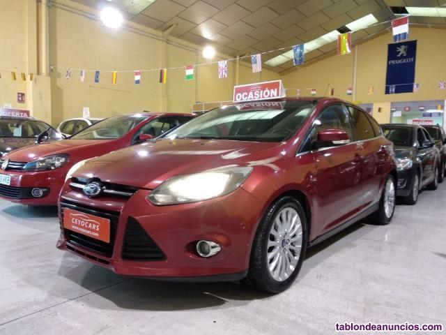 Ford Focus Berlina 1.6 Tdci 115 CV Titanium