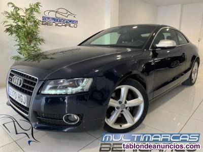 Audi a5 coupé 2.0tfsi quattro sline desde 395 euros/mes