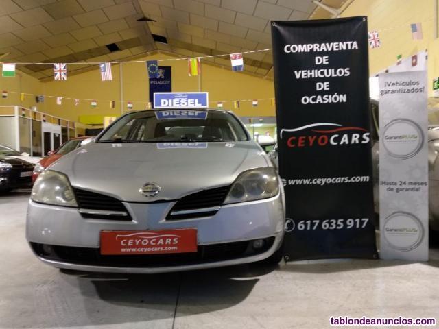 Nissan Primera 5P 1.9dci (120 CV) Line UP