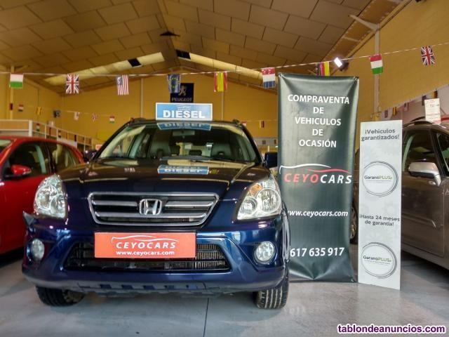 Honda Cr-v 2.2 I-ctdi LS
