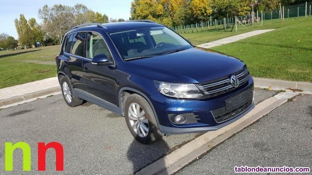 Volkswagen tiguan 2.0 tdi 140 cv sportline + navi
