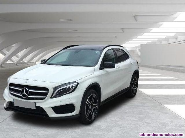 Mercedes-benz clase gla 220d amg line 4matic 7g-dct