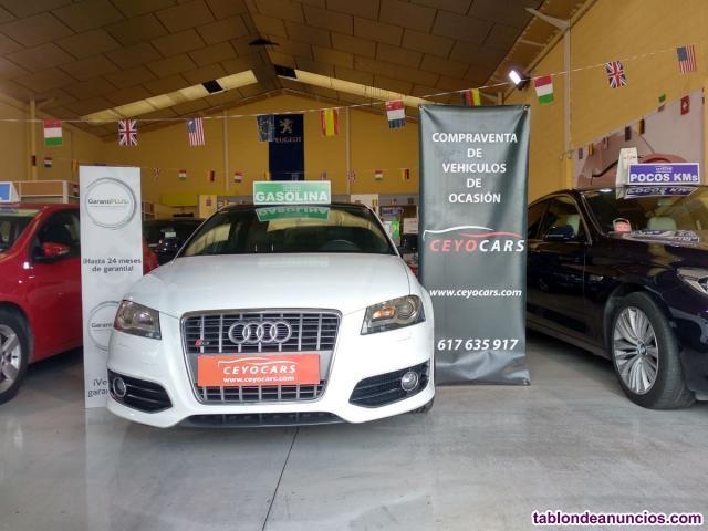 Audi A3 Gasolina 5 Puertas 160 CV Automatico