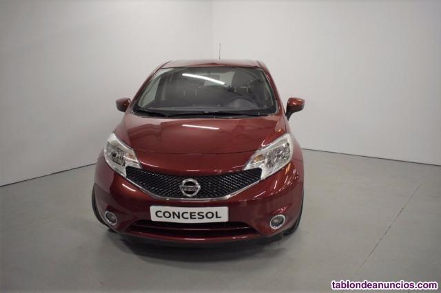 Nissan note acenta 1.5 dci 90 cv
