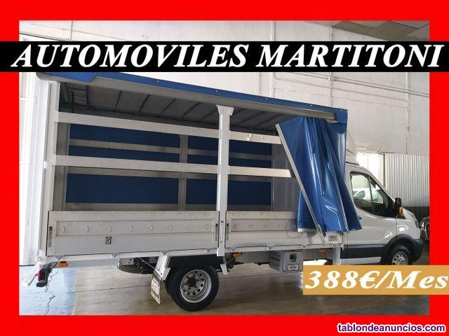 FORD Transit FT 350 L3 Chasis Ambiente Tr. Tra. 155