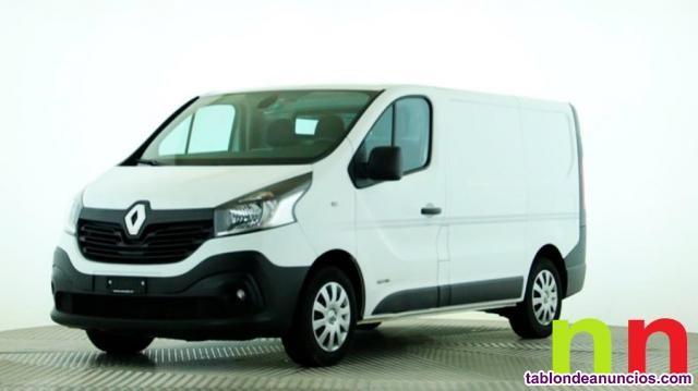 Renault trafic l1h1 1.6 dci 115 cv business