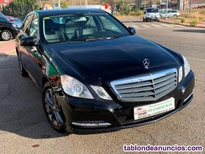 Mercedes clase e 200 blueefficiency avantgarde