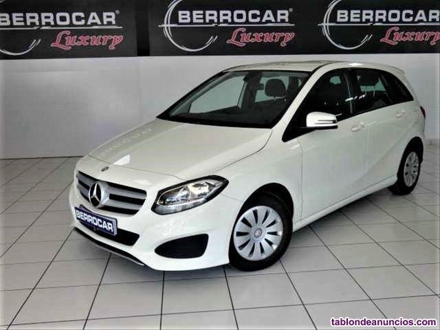 Mercedes-benz - clase b b 180 d urban