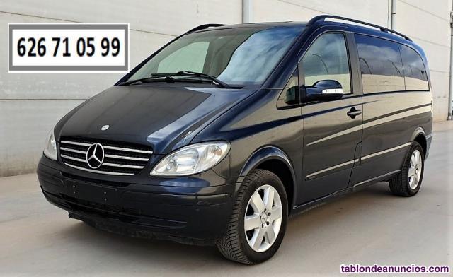 Mercedes viano cdi 2.2 trend compacta aut.