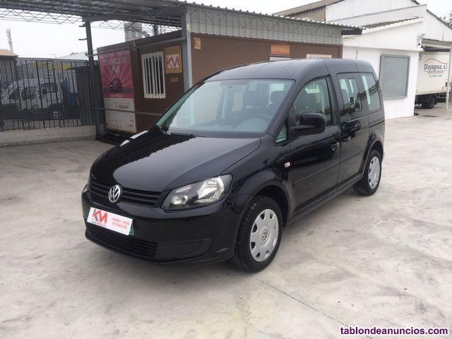 Volkswagen caddy comfortline 5plazas 2.0tdi140cvbmt