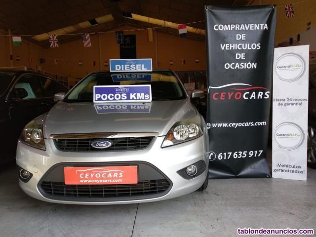 Ford Focus Berlina Titanium 1.8 Tdci 115 CV
