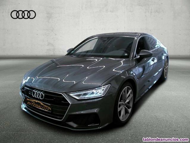 Audi a7 sportback s-line acc full