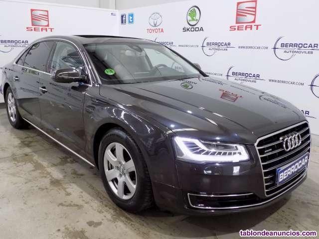 Audi - a8 l 3. 0 tdi clean diesel 262cv quattro tip