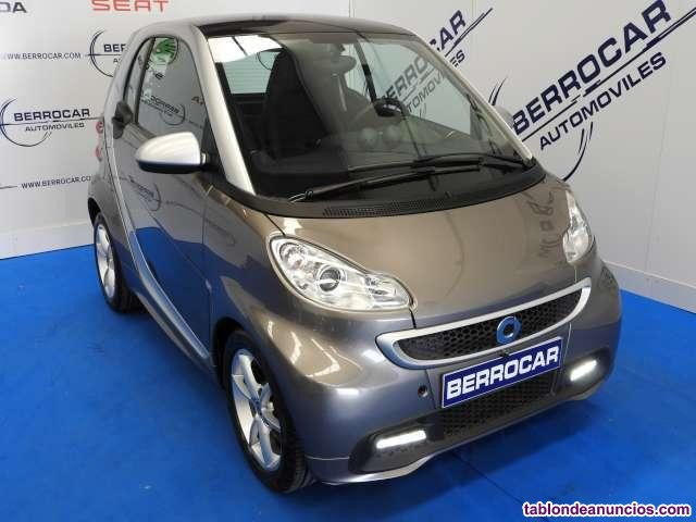 Smart - fortwo coupe 52 mhd passion