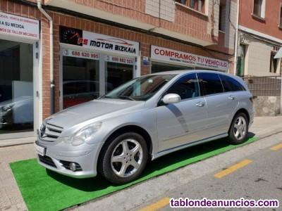 Mercedes clase r 280 cdi