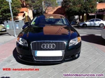 Audi a4 2.0 tdi 6 vel. De particular como n uevo solo 70.000.-kms