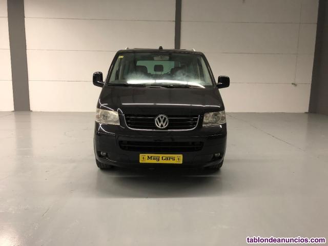 Volkswagen multivan 2.5 tdi/130cv camper