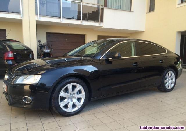 Audi a5 cabrio 2.0 tdi dpf