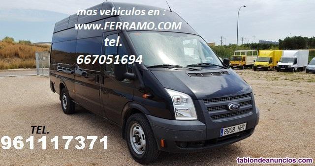Ford Transit Jumbo ,Extralargo 125 cv