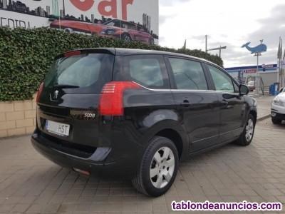 Peugeot 5008 1.6Hdi 115Cv 7 Plazas Libro Garantía IVA Incl.