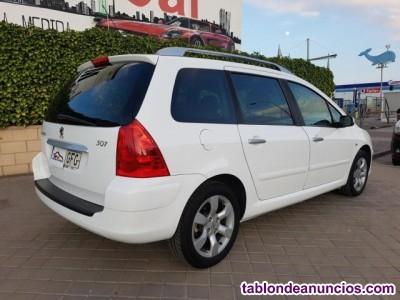 Peugeot 307 Sw 1.6Hdi Pack+ Techo Clima Libro Garantía IVA