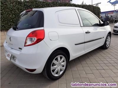 Renault Clio 1.5dci Societe Libro Garantía e IVA Incl. 1º