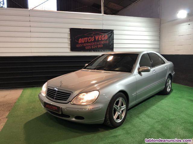 Mercedes-benz clase s 320 cdi aut.